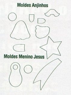 O molde abaixo serve de Base para todos os personagens.           Homens Bíblicos         Homem Bíblico II         Homem Bíblico III       ...