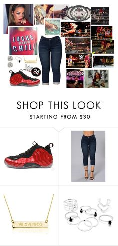 """""""🌹 Shella 🌹 WWE 24 🔘 Women's evolution : Shella talking about the Divas revolution ❌Description❌"""" by queenofwrestling ❤ liked on Polyvore featuring WWE, Brooks, NIKE, NXT, nxtwomenschampionship, wwe24 and shellaguerrero"""