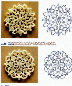 Beautiful motifs o uaaaaaaau!!!!!