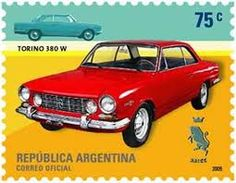 Sello Postal Argentino