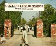 Govt College of Science (Wahdat Road), Lahore. (www.paktive.com/Govt-College-of-Science-(Wahdat-Road)_87WB13.html)