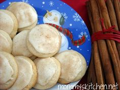 Mommy's Kitchen - Country Cooking & Family Friendly Recipes: Soft Eggnog Cookies {Challenge Butter Review}