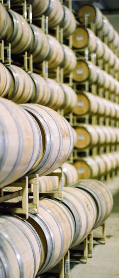 Oak isn't just about flavor. It also impacts texture. It's a porous container, so unlike when aged in stainless steel, the wine comes in contact with oxygen. But what's the difference between French oak and American oak wine barrels?