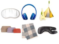 Given the stress of air travel, we could all use some extra pampering in-flight. And even if you can't spring for an upgrade, you can still feel like you're in first class with these calming carry-on essentials. From plush headphones and soothing eye masks to silky travel pillows and exotic teas, these luxe must-haves will leave you feeling like an elite-status voyager—even when you're stuck in coach.