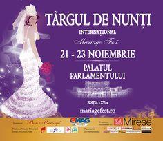MARIAGE FEST la editia a XV-a - 21-23 noiembrie 2014 - MuJeR.ro http://www.mujer.ro/mariage-fest-la-editia-a-xv-a-21-23-noiembrie-2014