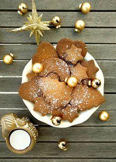 Receta de galletas de navidad con jengibre, canela y más especies
