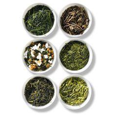 Japanese Green Tea Collection