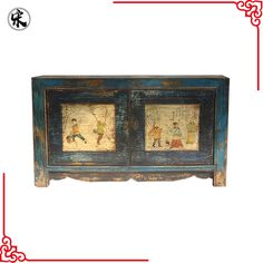 wholesale chinese antique reproduction distressed painted furniture in stores