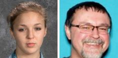 Elizabeth Thomas, a teen who is considered endangered, is believed to be with Tad Cummins, a 50-year-old ex-teacher, who is accused of abusing his position to groom and lure the girl.