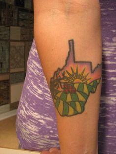 wv tattoo