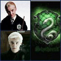 Draco Malfoy  #Dracomalfoy #slytherin #collage
