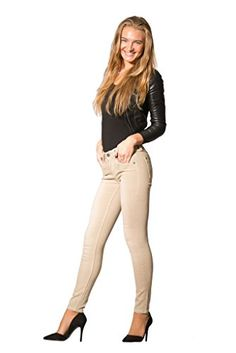 Rose Royce Women's Skinny Jeans (Ariana/Sand)(Rubberband Stretch) Size 27(5/6) Rose Royce http://www.amazon.com/dp/B00VZ48J8A/ref=cm_sw_r_pi_dp_Ixnqwb1ZVXK6Q