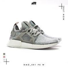 Der adidas NMD_XR1 PK W (CLEAR ONIX/CH SOLID GREY/RAW PINK) ist ab sofort InStore und OnLine für €160 erhältlich!   #adidas #adidasoriginals #nmd #xr1  #sneaker #soulfoot #slft