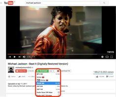 Youtube dan video indirmek için müthiş kolay yöntem...