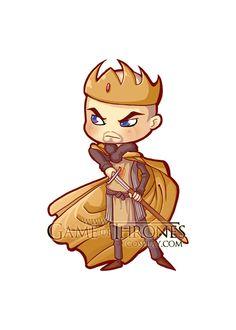 Stannis Baratheon Chibi/Puppet by ~BelleDameSansMerci on deviantART