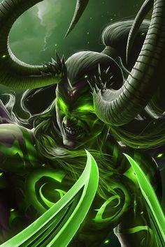 World of Warcraft Legion - Illidan Stormrage by Geoffrey-E on DeviantArtYou can find World of warcraft and more on our website.World o. World Of Warcraft Legion, World Of Warcraft Game, World Of Warcraft Characters, Warcraft Movie, Warcraft Art, Dark Fantasy, Fantasy Art, Wow Elf, Illidan Stormrage