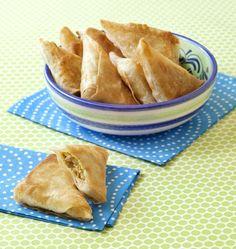 Briouates au thon et pommes de terre – Ramadan - les meilleures recettes de cuisine d'Ôdélices