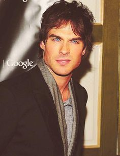 Ian Somerhalder ok santa u screwed me last year all i want this year again is him better be under my damn tree
