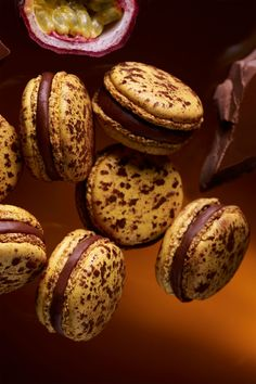 Pierre Herme passion fruit macaron - possibly the BEST macaron I've ever tasted