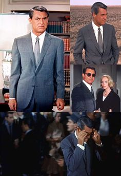 Cary's suit