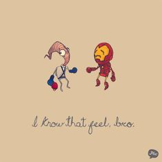 I know that feel, bro - Worthless Without the Suit by paperbeatscissors