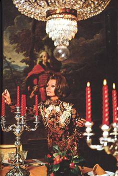 Sophia Loren | Eat With Me | In cucina con amore | 1971 | Wolf Soldati