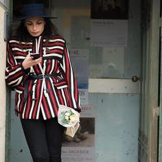 #LubakiLubaki   #AlexandreGaudin  #With @Laetipaul #After #MiharaYasuhiro #PFW  www.lubakilubaki.com by Alexandre Gaudin  #StreetStyle#photographer#photo#woman#laetitiapaul#fashionweek#fashionweekparis#womanfashion#menswear#Parisfashion#fashion#streetlook#Paris#france#mode#moda#style#Nofilter http://ift.tt/1PLwlkQ