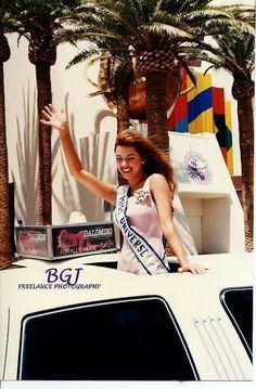 Alicia Machado - Venezuela - Miss Universe 1996 Miss Universe 1996, Miss Independent, Beauty Queens, Granada, Crowns, Strapless Dress, Celebrities, Makeup, Model