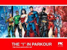 parkour hero cover
