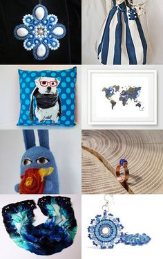 blue may sky by Sophie on Etsy--Pinned with TreasuryPin.com