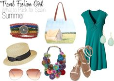 What to Pack for Spain Vacations in Summer – A Seasonal Guide #travel #fashion #PackingList