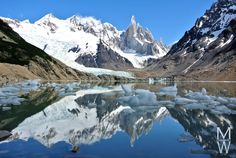 Laguna Torre im Los Glaciares National Park