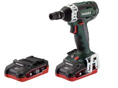 Metabo SSW18LTX200 18v 2 x 3.1Ah LiHD 210Nm Impact Wrench