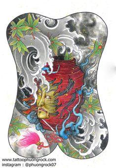 Back Piece Tattoo, Japan Tattoo, Oriental Tattoo, Back Pieces, Lunges, Rubber Rain Boots, Mandala, Asia, Tattoos