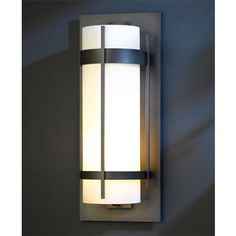 Ledge Indoor/Outdoor LED Wall Sconce | Wall sconces, Indoor ...
