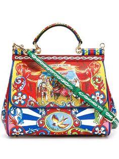 Dolce & Gabbana сумка-тоут 'Sicily'