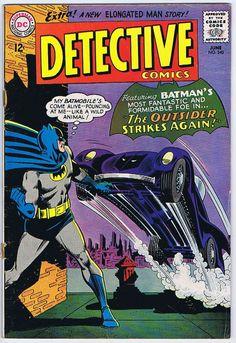 Detective Comics #340.  www.ephemeritor.com