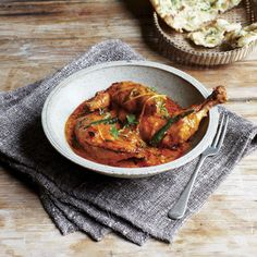 Butter chicken: just saying it makes us go misty-eyed. Cook up this Indian classic for supper tonight