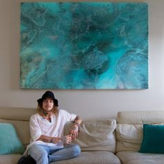 CONSERVATION — Mitch Gobel Resin Art