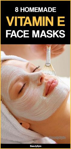 Natural Beauty Remedies Vitamin E Face Masks - Vitamin E face mask aids to make your fine lines smoother and accurately maintains the skin beauty. Here we Explain some effective homemade vitamin e face Beauty Care, Beauty Skin, Beauty Hacks, Beauty Ideas, Diy Beauty, Beauty Guide, Face Beauty, Homemade Beauty, Vitamin E