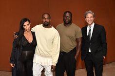 Kim Kardashian's maternity wear is sheer perfection