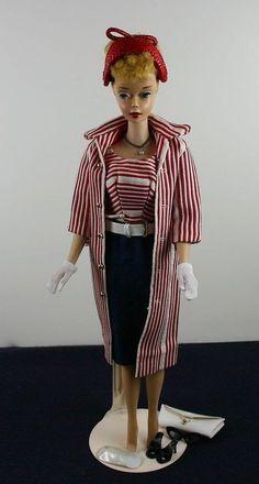 VINTAGE! Barbie Roman Holiday Barbie Outfit ORIGINAL NICE!  *NR*
