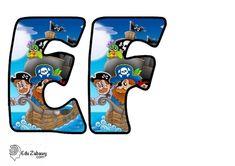 Piraci: Okrągłe litery i cyfry Dzień postaci z bajek Litery i cyfry do tworzenia napisów Piraci Postacie Symbols, Art, Lyrics, Art Background, Kunst, Performing Arts, Glyphs, Art Education Resources, Icons