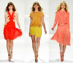 love these from Jill Stuart's Spring 2012 collection