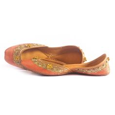 Blush | Designer Juttis NeedleDust India