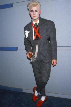 Steve Strange (Strange Cruise 1986)