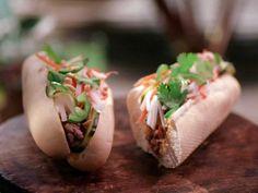 Vietnamese Pork Sandwich from FoodNetwork.com