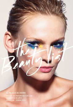 The Beauty List by The Welcome Branding Group , via Behance