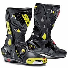 Sidi Vortice Boots - the best of the best. Dirt Bike Boots, Dirt Bikes, Ankle Joint, Motorcycle Outfit, Motorcycle Clothes, Comfortable Boots, Riding Gear, Tecno, Super Bikes