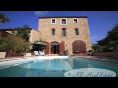 AB Real Estate France: #Pezenas Maison de Maître for Sale in Pezenas area...